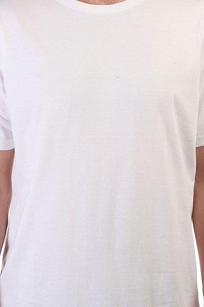 Футболка НИИ Classic Long White