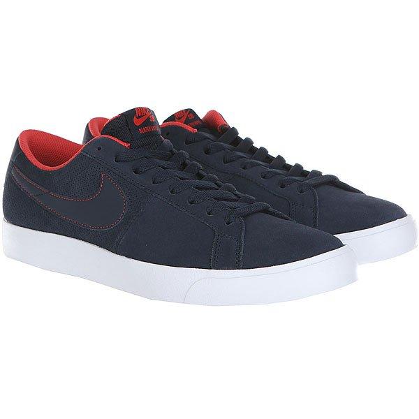 Кеды низкие Nike Sb Blazer Vapor Obsidian