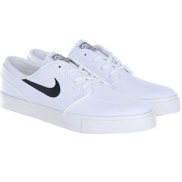 Кеды низкие Nike Zoom Stefan Janoski Cnvs White