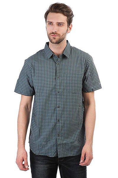 Рубашка в клетку Billabong Lennox Shirt Slate