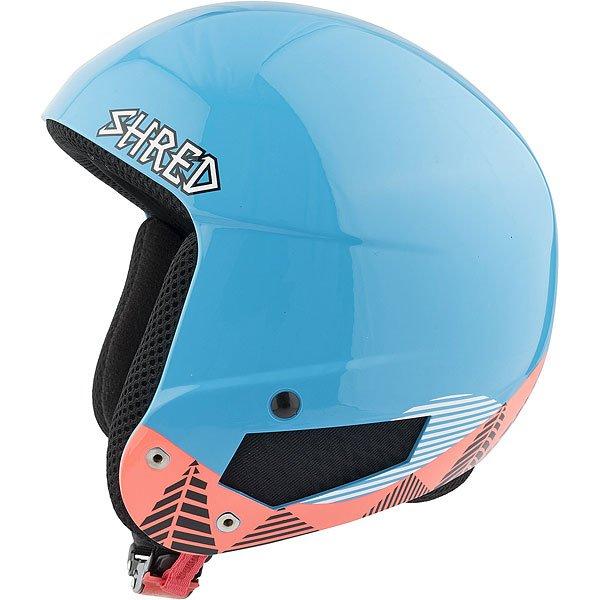 Шлем для сноуборда Shred Mega Brain Bucket Timber Blue/Rust