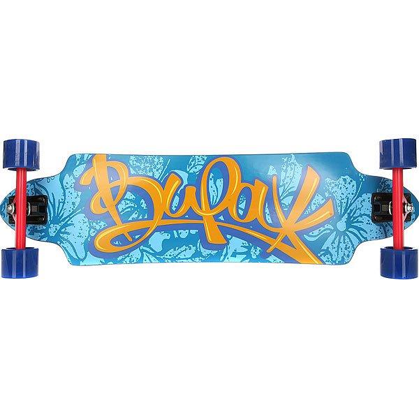 Лонгборд Вираж Hawaii Blue/Orange 9.5 x 35.5 (90.1 см)