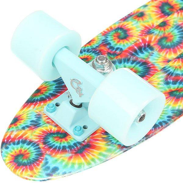 Скейт мини круизер Пластборд Wing Multi 6 x 22.5 (57.2 см)