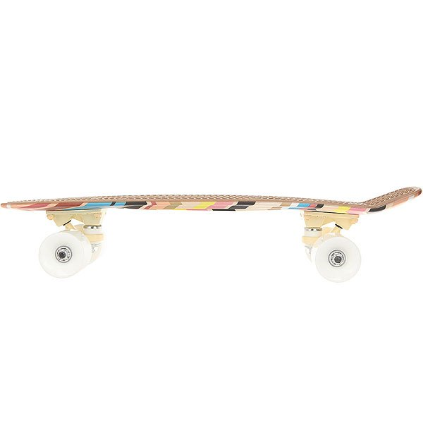 Скейт мини круизер Пластборд Light Multi 6 x 22.5 (57.2 см)