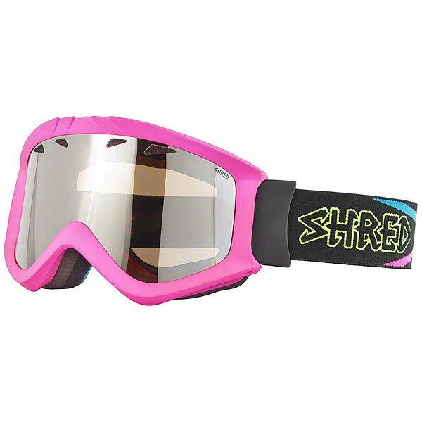 Маска для сноуборда Shred Tastic Shrastalines Pink/Black