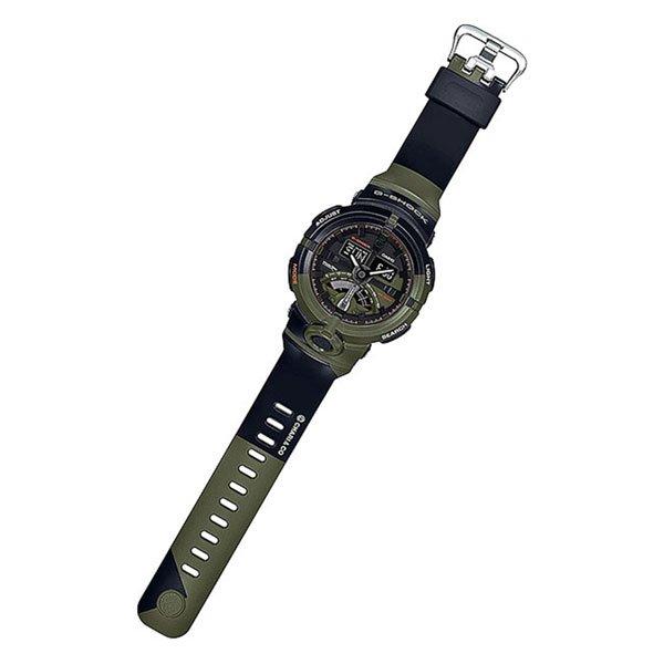 Электронные часы Casio G-Shock ga-500k-3a Black/Green
