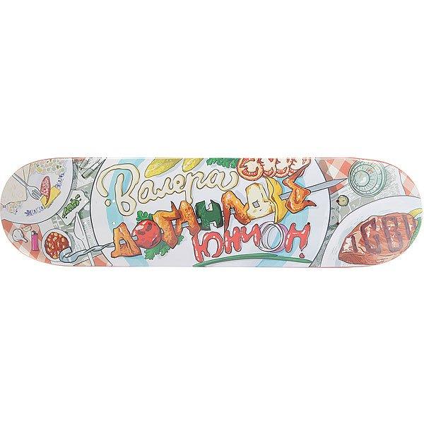 Купить Дека для скейтборда Юнион Dodonadze Multi 32 x 8.25 (21 см) 1177013