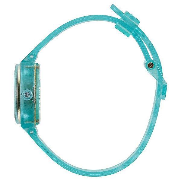 Кварцевые часы женский Nixon Small Time Teller Blue