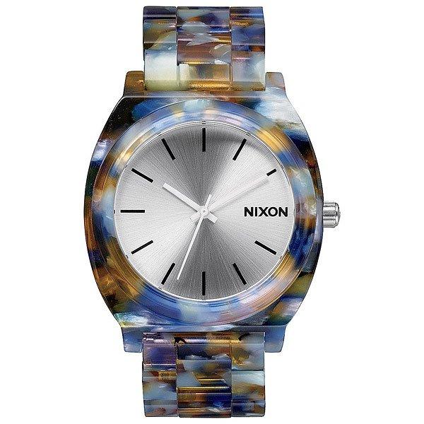 Кварцевые часы Nixon Time Teller Acetate