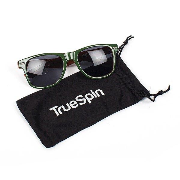 Очки TrueSpin Wayfarer Green
