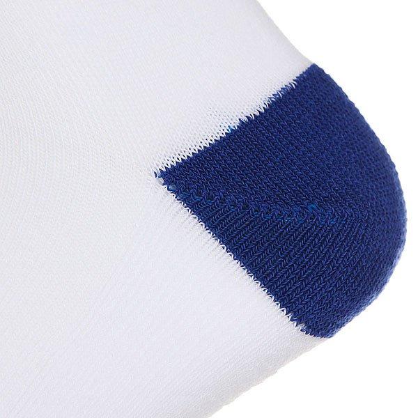 Носки средние Запорожец Спорт Полосы Махровые Белый/Синий