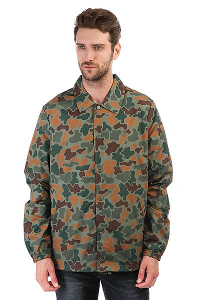 Ветровка Element Murray Tw Jungle Camo