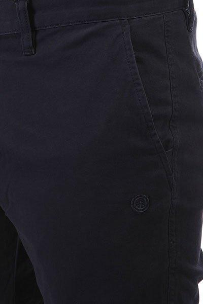 Штаны прямые Element Howland Classic Eclipse Dark Blue