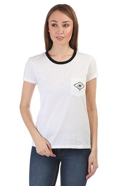 Футболка женская Element Which Way White