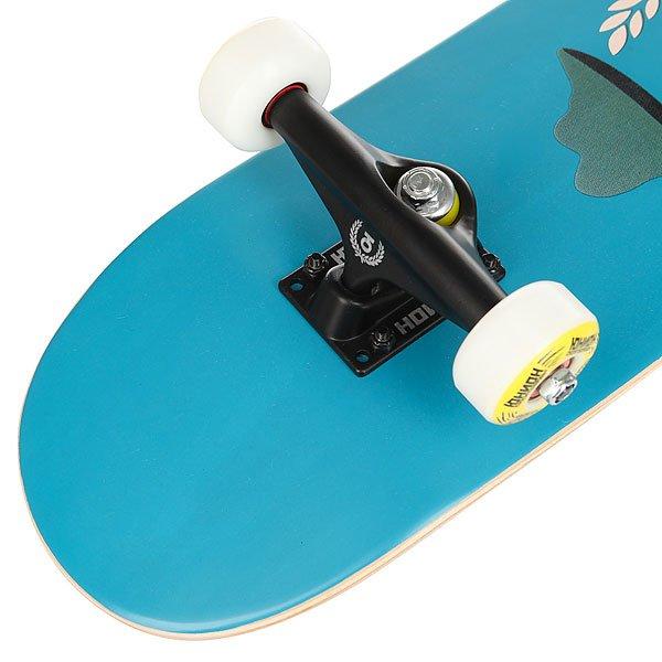 Скейтборд в сборе детский Юнион Insider Blue/Multi 28 x 7 (17.8 см)