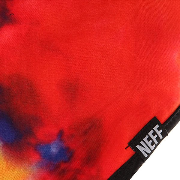 Маска Neff Mountain Facemask Tie Dye