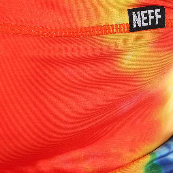 Шарф труба Neff Stretchy Neck Thing Tie Dye