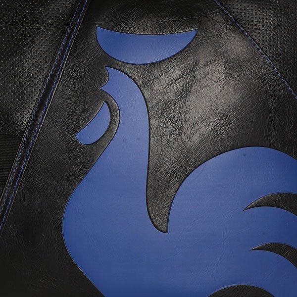 Сумка через плечо Le Coq Sportif Dolicho Reporter Bag Black/Ultra Blue