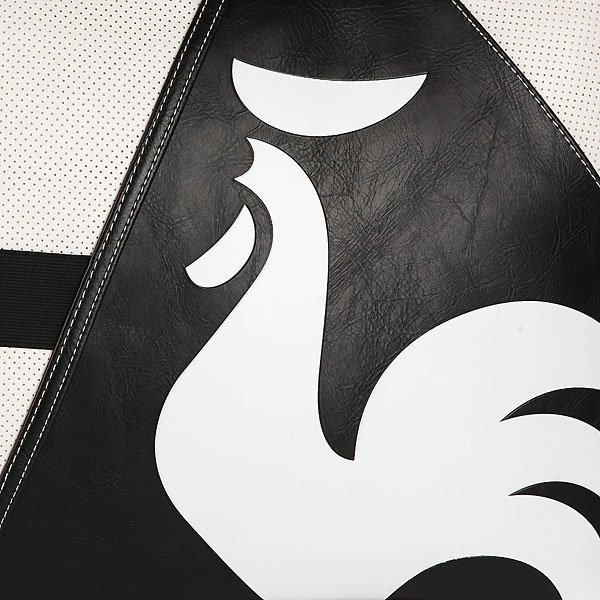 Сумка через плечо Le Coq Sportif Dolicho Reporter Bag Black/White Tu