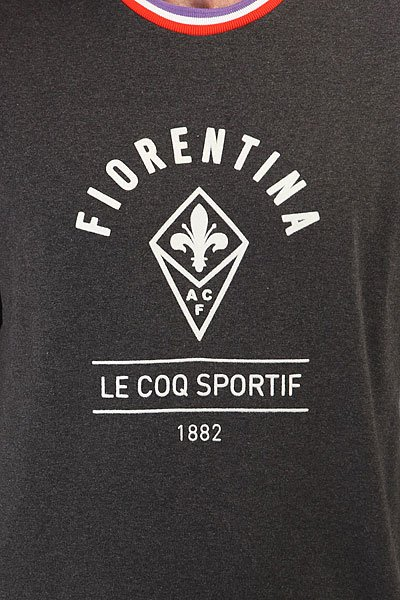 Толстовка классическая Le Coq Sportif Acf Crew Sweat Dark Heather Grey