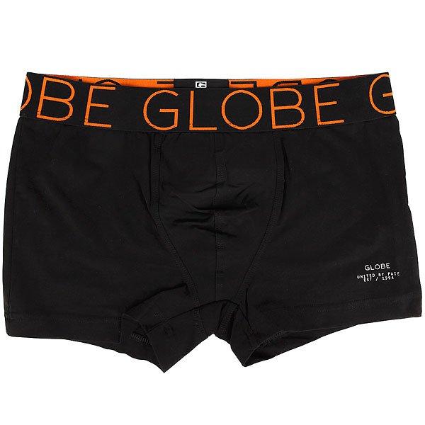 Трусы Globe Lindros 2 Pack Jersey Brief Black/White