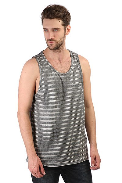 Майка Globe Moonshine Singlet Black Mini Stripe