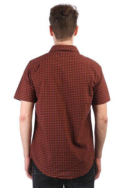 Рубашка в клетку Billabong Lennox Shirt Red