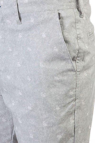 Шорты классические Billabong New Order Print X Grey