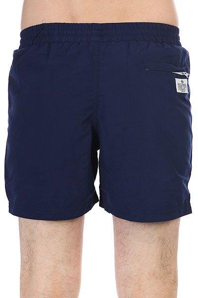 Шорты пляжные TrueSpin Basics Swim Shorts Navy