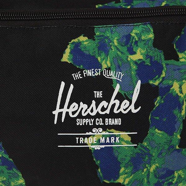 Сумка поясная Herschel Sixteen Neonfloral