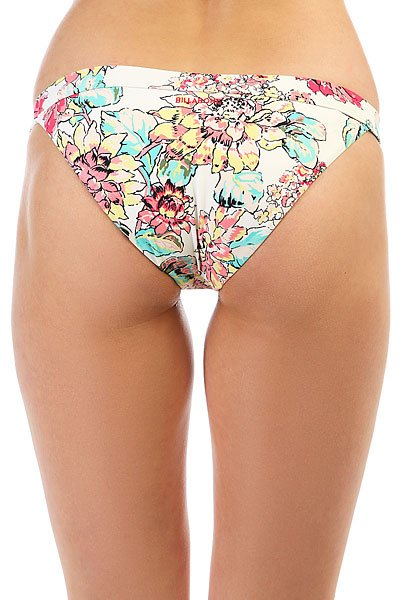 Трусы женские Billabong Pixi Petal Tropic White