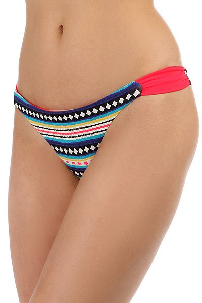 Трусы женские Billabong Sol Sear. Tanga Side Stripes