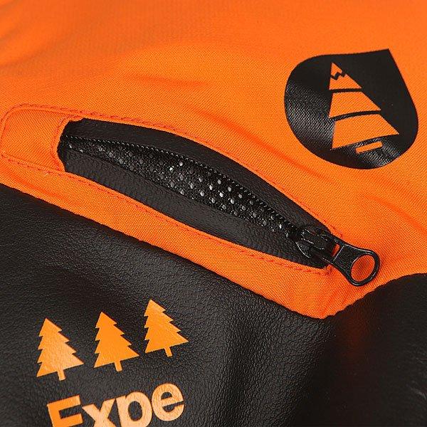 Перчатки сноубордические Picture Organic Addict Orange