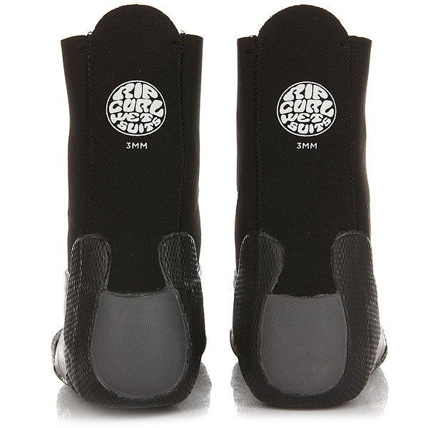 Гидроботинки Rip Curl Dawn Patroll 3mm Boot - Split Toe Black