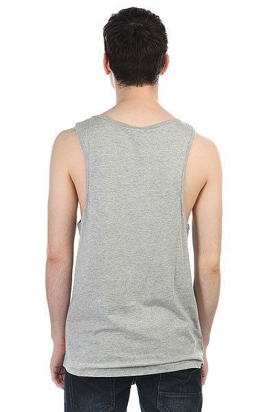 Майка Rip Curl The Corporate Tank Cement Marle