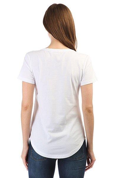 Футболка женская Rip Curl Mastella Tee Optical White