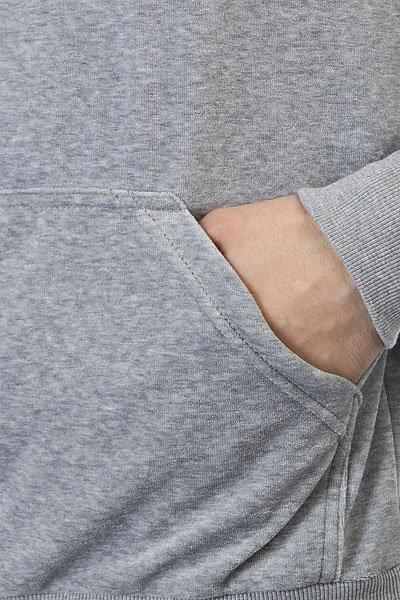 Толстовка кенгуру Anteater Hoodie Luxury Grey
