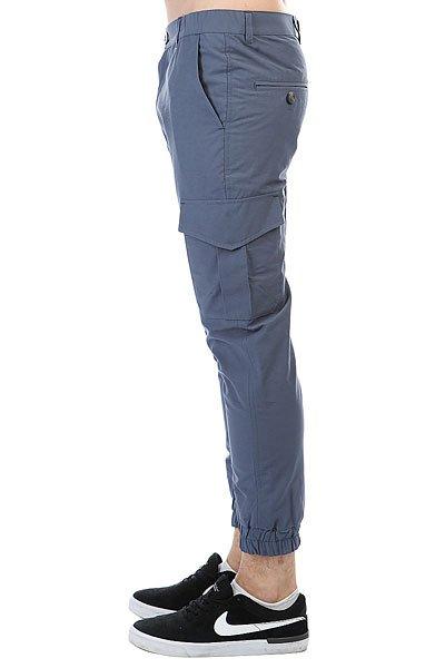 Штаны прямые Anteater Cargo Blue