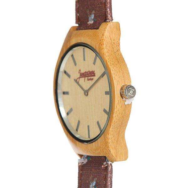 Кварцевые часы Запорожец Бамбук Дичь