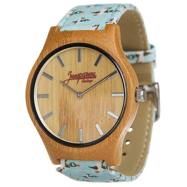 Кварцевые часы Запорожец Бамбук Дичь 86 Бит