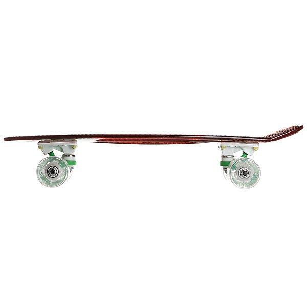 Скейт мини круизер Пластборды Juice Red 6 x 22.5 (57.2 см)