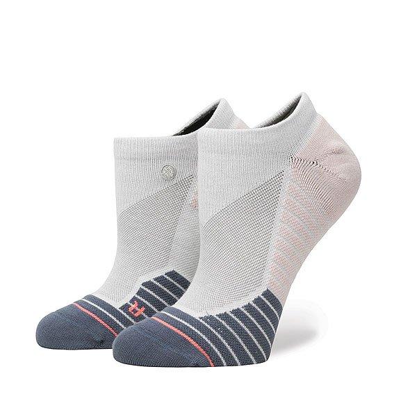 Носки низкие женские Stance Reserve Womens Form Tab Grey