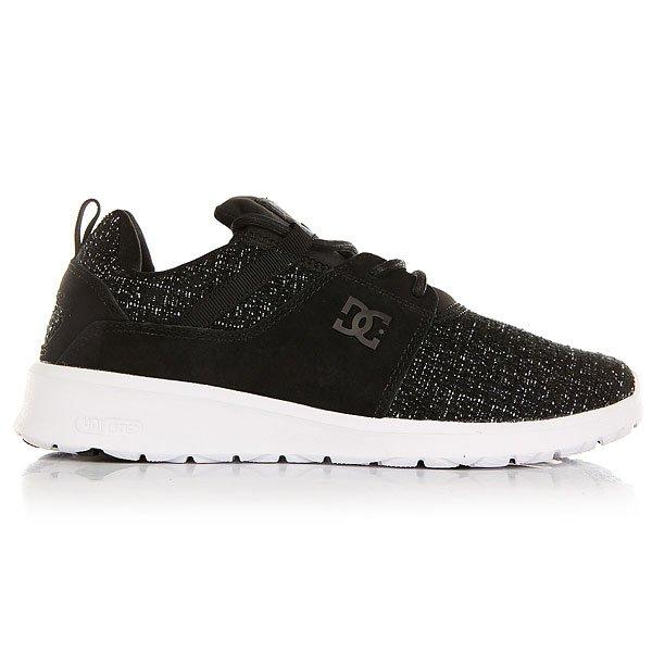 Кроссовки DC Shoes Heathrow Le Black Marl