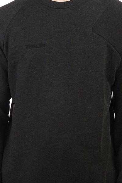 Толстовка классическая Emblem Sweatshort ant Dark Grey