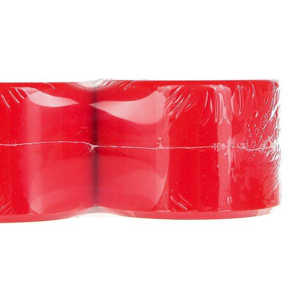 Колеса для лонгборда Kryptonics Star Trac Red 78A 70 mm