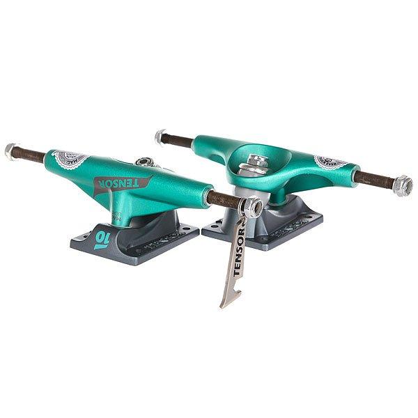 Подвески для скейтборда 1шт. Tensor Mag Light Lo Flick Mint/Gunmetal 5 (19.7 см)