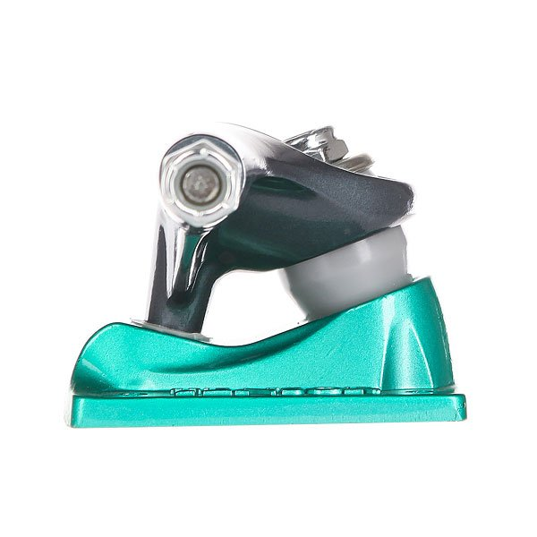 Подвески для скейтборда 1шт. Tensor Alum Lo Flick Gunmetal/Mint 5 (19.7 см)