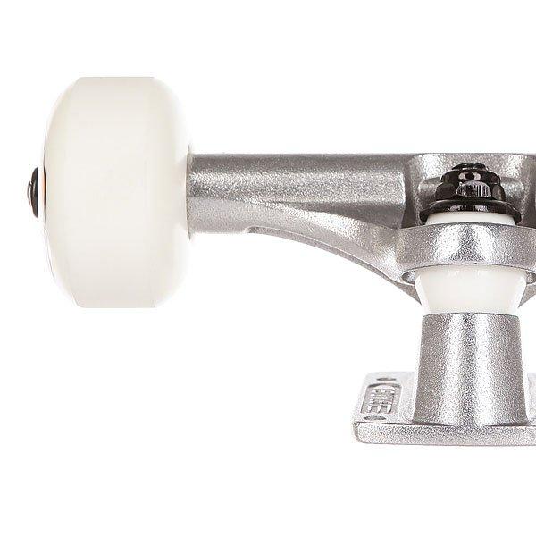 Подвеска для скейтборда 1шт. Oj - Bullet Logo 1t/2w/4b Assembly Silver 5.25 (20.3 см)