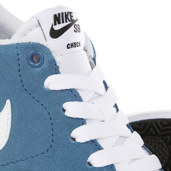 Кеды низкие Nike SB Check Solar Industrial Blue