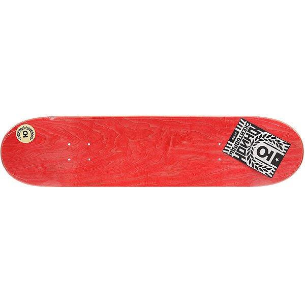 Дека для скейтборда Юнион Dragon Red/Orange 31.5 x 7.75 (19.7 см)